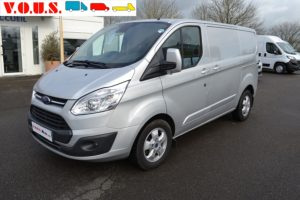 FORD TRANSIT CUSTOM FG 290 L1H1 130 LIMITED BVA