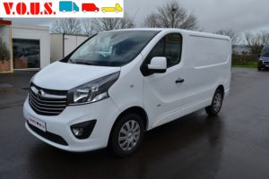 OPEL VIVARO FG F27 L1H1 1.6 BI-TURBO 120 BUSINESS