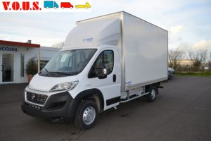 FIAT DUCATO GRAND VOLUME 3.5 MAXI 160 PACK PRO NAV