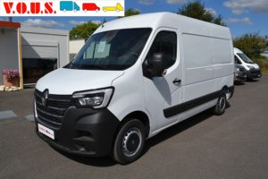 RENAULT MASTER III FG F3500 L2H2 135CH GD CONF