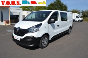 RENAULT TRAFIC III FG L2H1 1200 120 CAB APPRO GD CONF