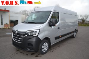 RENAULT MASTER III FG F3500 L3H2 135 GD CONF