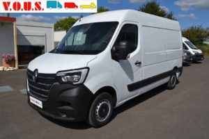 RENAULT MASTER III FG F3500 L2H2 135 GD CONF