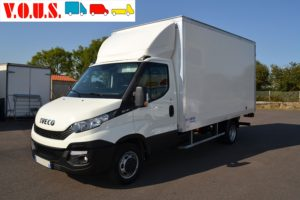 IVECO DAILY CCB 35C13 EMPATTEMENT 4100