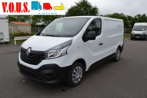 RENAULT TRAFIC III FG L1H1 125 GD CFT