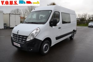 RENAULT MASTER III FG F3500 L2H2 125 CAB APPRO GD CONF