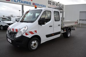 RENAULT MASTER III BENNE RJ 125 DOUBLE CAB CONF